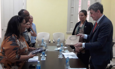 15 May 2019 The National Assembly's delegation continues it visit to Cuba