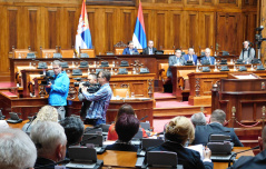 22 May 2019  Sixth Sitting of the First Regular Session of the National Assembly of the Republic of Serbia in 2019