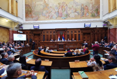 "10 February 2020 Public hearing on ""Air Quality in Serbia"""