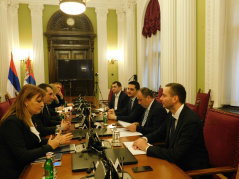 4 March 2020 The European Union-Serbia Stabilisation and Association Parliamentary Committee meets with the members of the Committee on European Integration and Regional Cooperation of the Republic of Srpska
